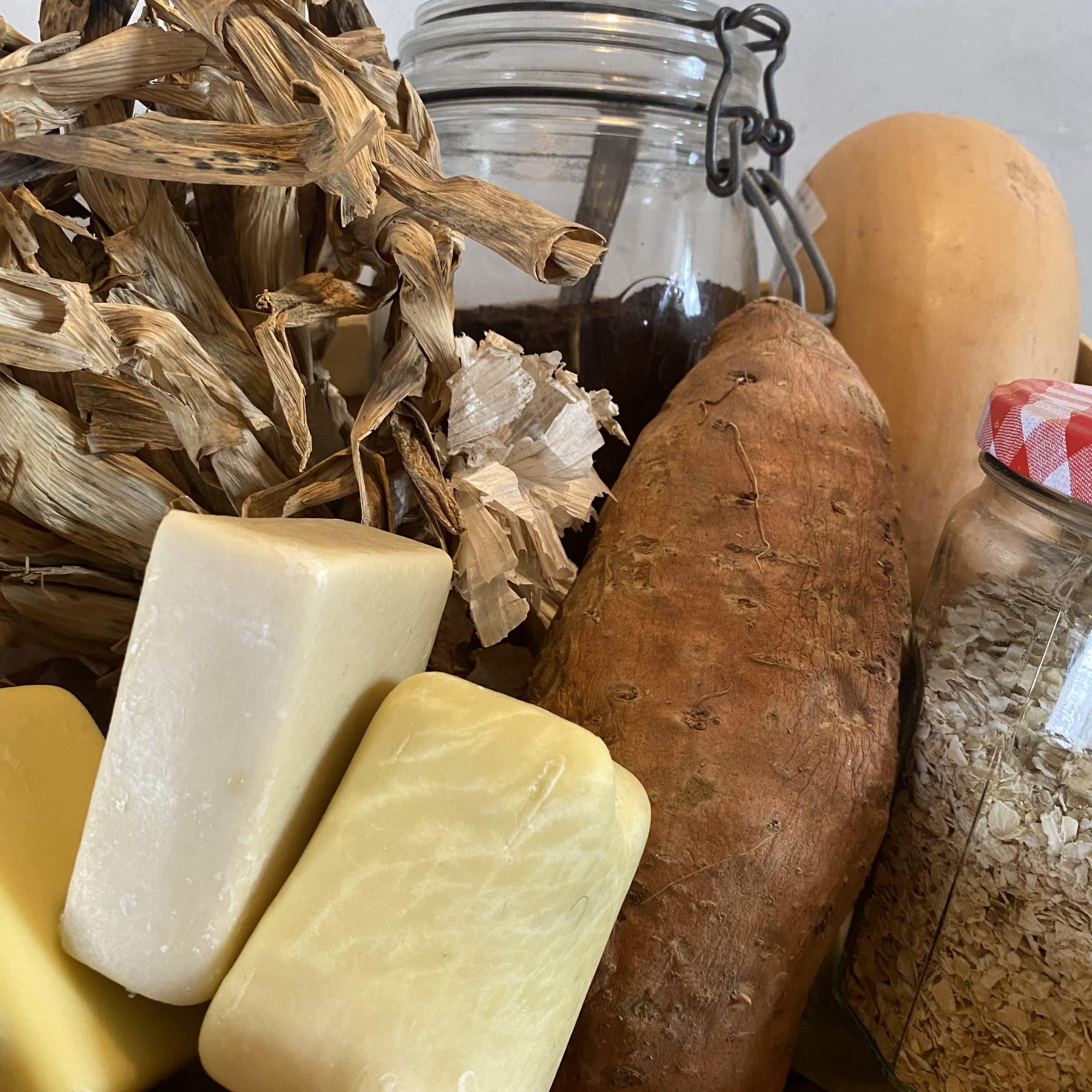 Journée recyclage savon patachons cosmétiques naturels